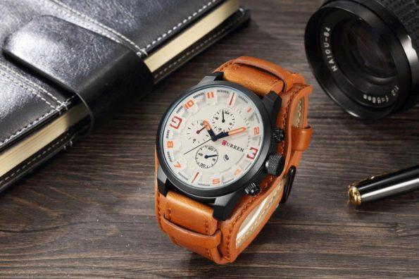 Curren Mega Leather C045